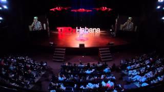 El amor a la tierra | Natalia  Bolívar | TEDxHabana
