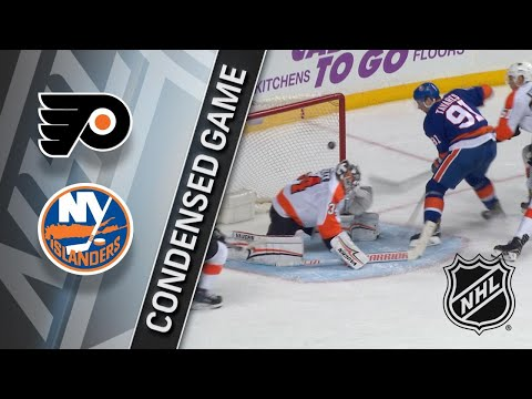 04/03/18 Condensed Game: Flyers @ Islanders