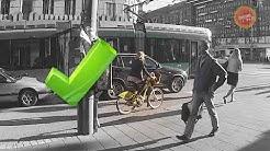 Kuinka moni pyöräilijä rikkoo liikennesääntöjä?