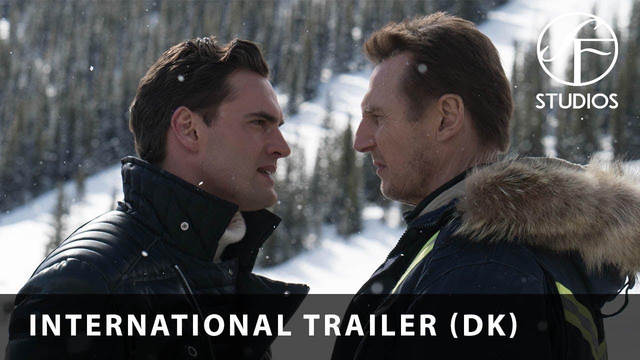 Cold Pursuit - International Trailer (DK)