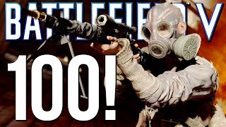 Destroying the Enemy Team! Battlefield Top Plays Episode 100!