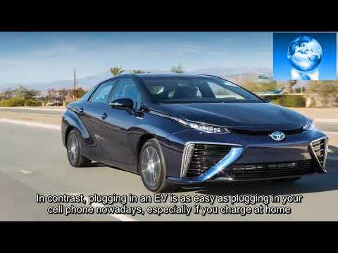 2016 Toyota Mirai Long Term Verdict Pulling Off the Hydrogen Highway