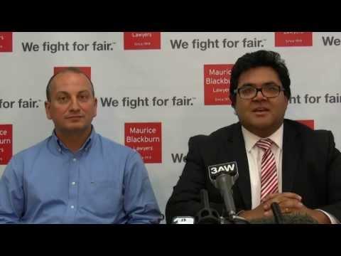 Maurice Blackburn Lawyers NAB Toxic Debt Class Action Settlement 2012