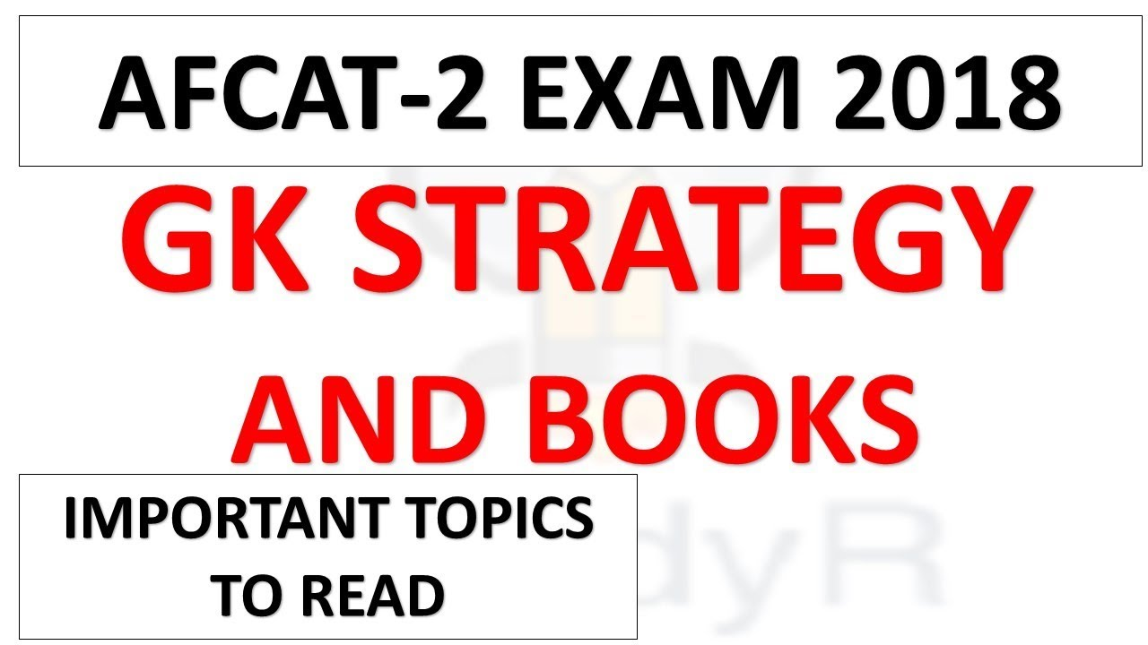 Book For Afcat Exam