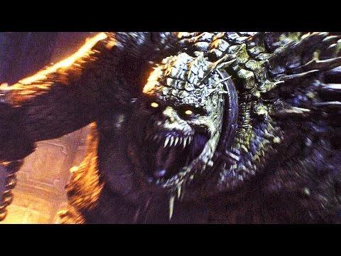 KILLER CROC - Season Of Infamy Batman Arkham Knight Complete Walkthrough Gameplay & Ending (PS4)
