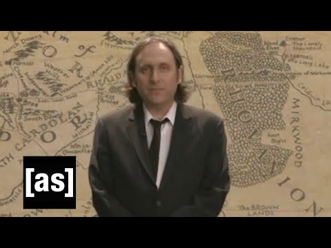 On Location: The Hobbit | Official On Cinema 3rd Annual LIVE Oscar Special | Adult Swim