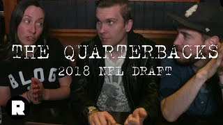 The Quarterbacks | NFL Draft Reactions with Kevin Clark, Mallory Rubin and Robert Mays | The Ringer