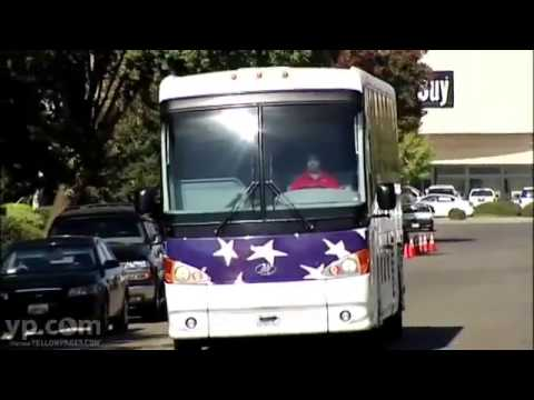 Golden Eagle Charter Fresno CA Motor Coaches Tours