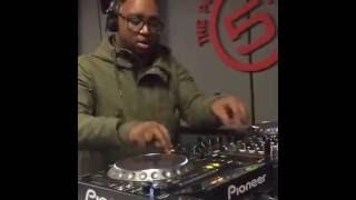 DJ Shimza - Live on 5fm #2016