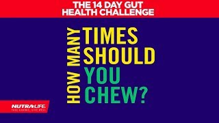Challenge #8 - 14 Day Gut Health Challenge