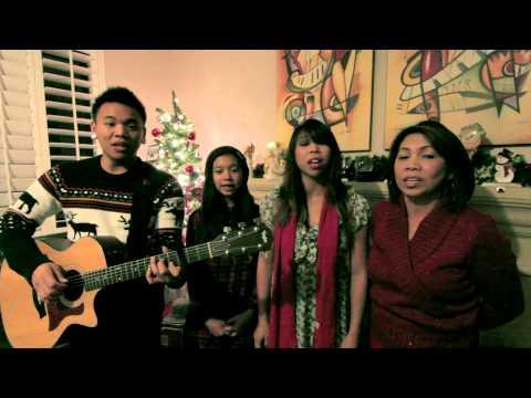Silent Night - Rafael Family [Christmas Series 2012 III] | AJ Rafael