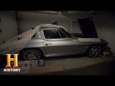 American Pickers: 1963 Corvette Gets Huge Offer | History