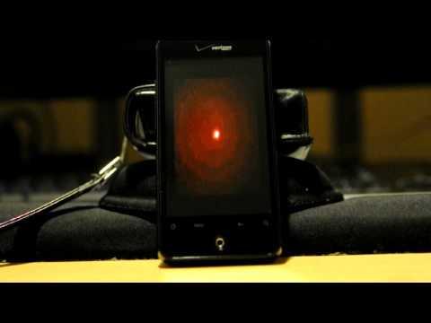 Verizon HTC Droid Incredible Custom Boot Animation