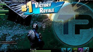 Fortnite WINGMAN Skin Win! Xbox Gameplay Being Carried By 4Star Friends