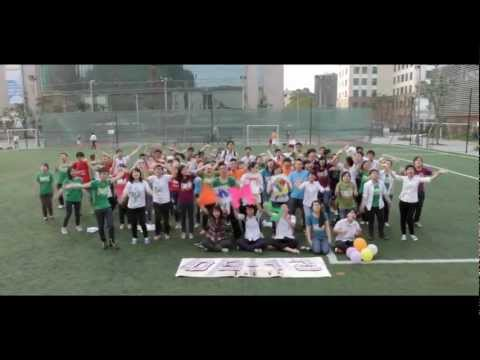 Lipdub - Intro Made in 12 09-12 Hanoi Amsterdam high school