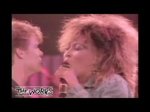Best Tina Turner and Bryan Adams Performance EVER!!