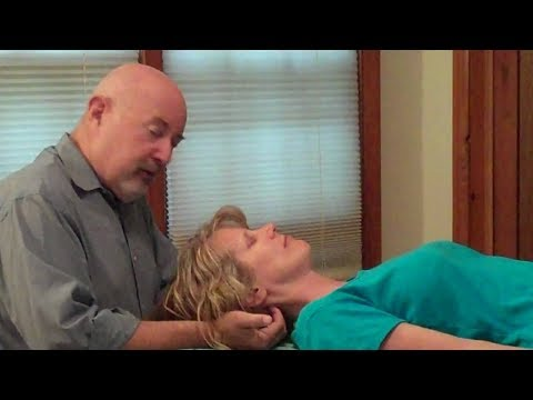 Cranial Sacral Therapy Near Me - Cranio-Sacral Massage Therapy Demonstration Part 1, Mouth Work