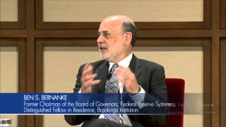 Monetary Policy and the Economy: A Conversation with Ben S. Bernanke, introduced by George W. Bush