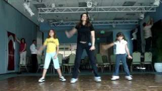 El Impacto ft. Fergie - Zumbatomic Zumba Kids Dance Fitness Choreography by Tania Amthor