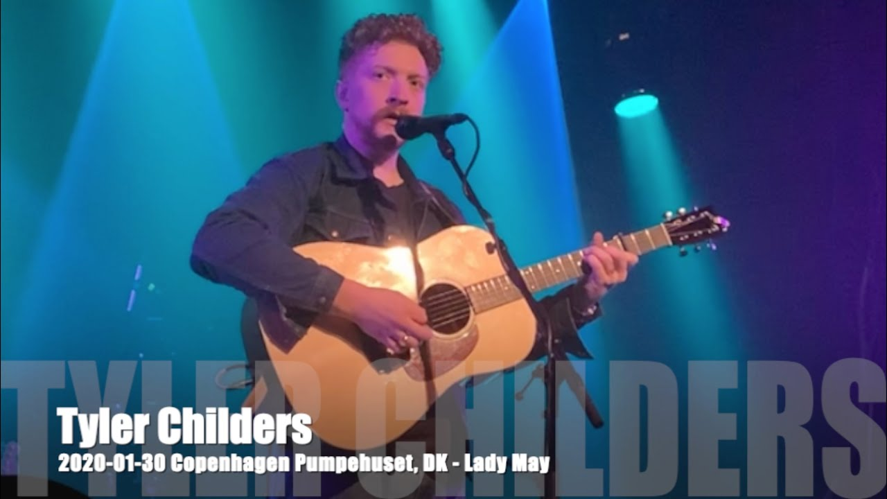 Tyler Childers - Lady May - 2020-01-30 - Copenhagen Pumpehuset, DK