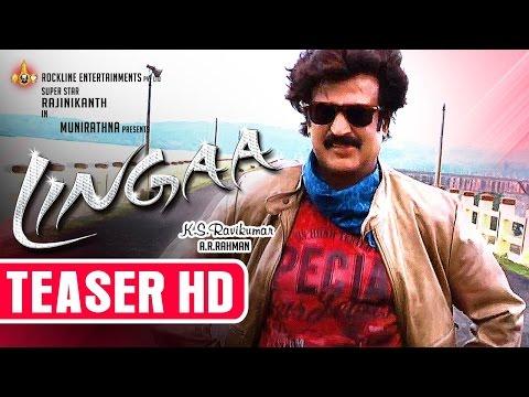 Lingaa   Official   Latest   Teaser   Rajinikanth   KS Ravikumar   A. R. Rahman   Anushka   2014