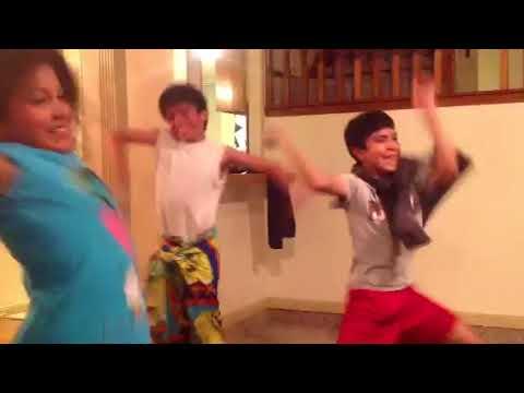 G  kids dancing