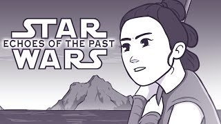 STAR WARS: Echoes Of The Past (Original Animated Short)