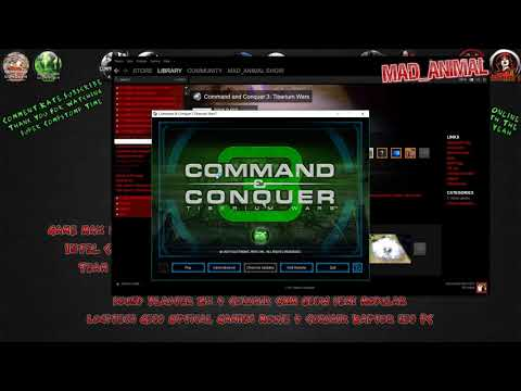 how-to-install-cnc-3-fallout-mod-on-steam-&-origin