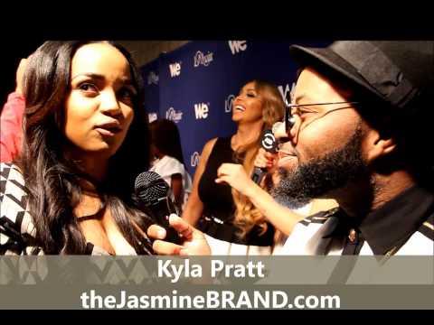 EXCLUSIVE Kyla Pratt: