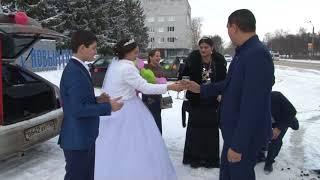 свадьба Канаш Князь и Княгиня 1 часть
