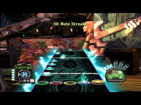I played Guitar Hero 3 on a Playstation 2 emulator and
