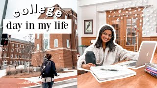 college vlog: studying, working out & more @university of georgia