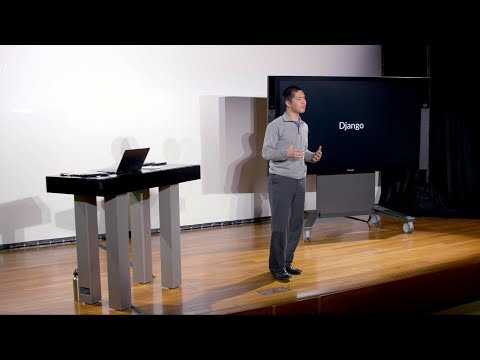 Django - Lecture 7 - CS50's Web Programming with Python and