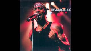 D'Angelo - Untitled (How Does It Feel?) (Live @ The Cirkus, Stockholm, 8.7.00)