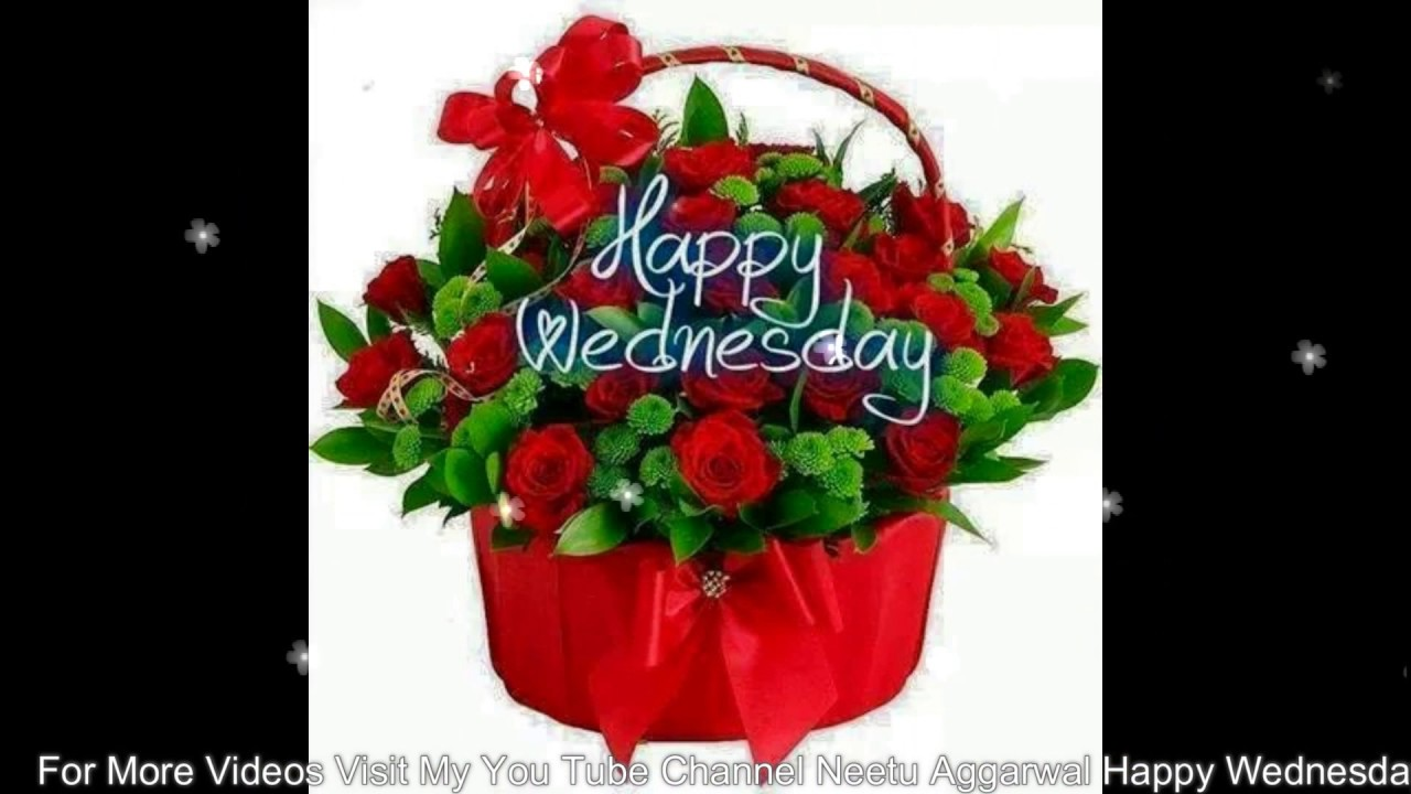 18 Wonderful Wednesday Greetings - Morning Greetings ...