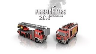 Firefighters 2014 Gameplay (PC HD)