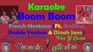 Boom Boom - RedOne, Daddy Yankee, French Montana & Dinah Jane - | Karaoke |