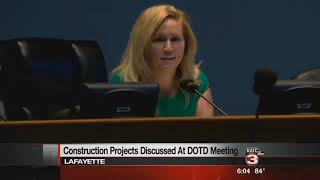 DOTD to host I-49 Lafayette Connector open house public meeting
