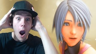 Kingdom Hearts 0.2 Birth by Sleep FULL OPENING TRAILER REACTION!