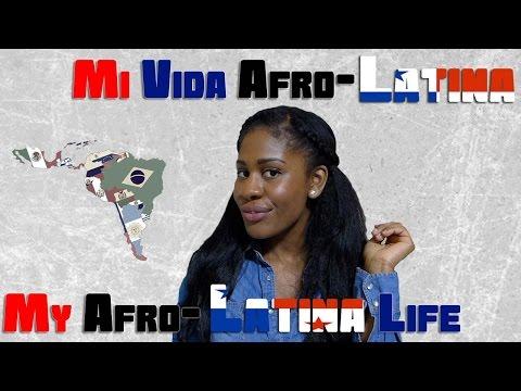 Mi Vida Afro-Latina | My Afro-Latina Life (subtitles)