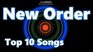 Top 10 New Order Songs (Greatest Hits) chords | Guitaa.com