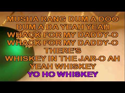 Karaoke Metallica - Whiskey In The Jar