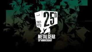 Metal Gear 25th - Daniel James Tribute