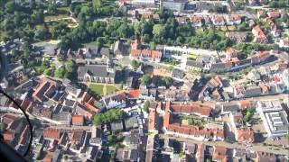 Trike Flug über Beckum (Video)