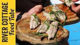 Cider Poached Mackerel | Paul West