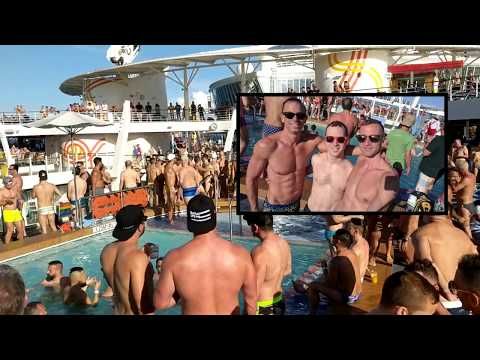 Atlantis Cruise 2020.Atlantis Gay Cruise 2018 Harmony Of The Seas Youtube
