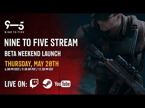 Nine To Five // Beta Weekend Launch