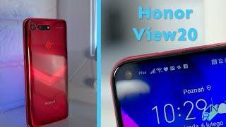 Honor View20 Recenzja smartfona z otworem w ekranie | Robert Nawrowski