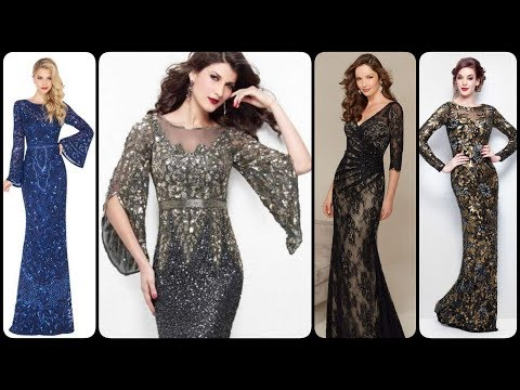 top-40+-full-sleeves-sequins-work-mother-of-the-bride-dresses-2020/21