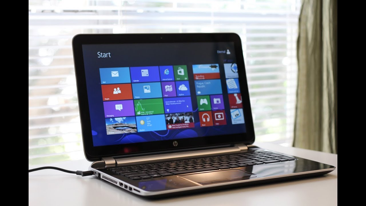 Hp Pavilion Touchsmart 15 N013dx 15 N211dx Laptop Review Youtube